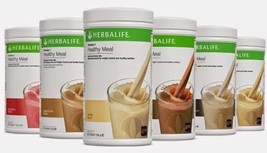 NEW Herbalife Formula 1 Healthy Meal Nutritional Shake Mix Choose Your F... - $34.66
