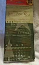 """American Greetings 12 Christmas card moneyholders + 12 envelops, """"just f... - $7.50"""