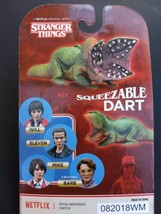 New sealed Netflix TV Show Stranger Things squeezable DART toy monster f... - $15.95