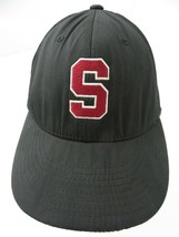 Letter S Little League? Fitted S/M Adult Baseball Ball Cap Hat - $12.86