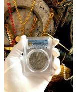 BOLIVIA 8 REALES ATOCHA 1622 PCGS SHIPWRECK FISHER GRADE 1  PIRATE GOLD ... - $1,995.00