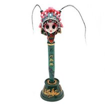 George Jimmy Chinese Traditional Culture Drama Home/Office Decoration Facial Mak - $18.24
