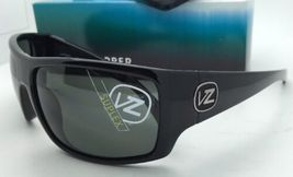 New ETHER Collection VONZIPPER Sunglasses SUPLEX Shiny Black Frame w/Grey Lenses image 6