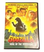 Godzilla, King of the Monsters 1956 Film - Japanese Sci-Fi Fantasy DVD, ... - $24.95