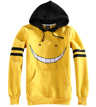 Assassination Classroom Korosensei Hooded Jacket Costume(XXL) - $45.99