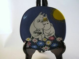Moomin Wallplate ARABIA Finland Moonshinespoon / Kuutamo 1991-2005 - $94.53