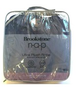 Brookstone n-a-p Ultra Plush Robe Super Soft, Warm and Cozy,  Size S/M N... - $29.69