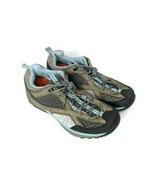 Merrell Womens 10 Avian Light Ventilator Leather Hiking Dusty Olive Gree... - $34.64