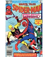 MARVEL TALES Starring SPIDER-MAN  # 154 -Marvel Comic Book - $4.85