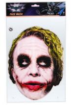 Forum Novità The Joker Dark Knight Costume Halloween Accessorio Maschera 36671 - $11.53