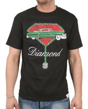 Diamond Supply Co Caddy Caddilac 50's Coupe Deville Crew Neck T-Shirt NWT image 4