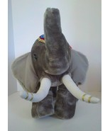 "Ringling Bros Barnum & Bailey Elephant Large Plush Stuffed Animal Doll 23"" - $4.89"