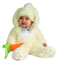 Infant Vanilla Bunny Halloween Costume Size 6-12 Months - $33.00