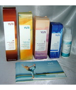 Lot (5) YUNI Skin Body Care Products: My Om World, Glow With The Flow, C... - $24.40