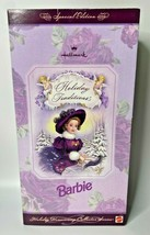 """1996 Hallmark Exclusive Barbie """"Holiday Traditions"""" Holiday Homecoming S... - $89.99"""