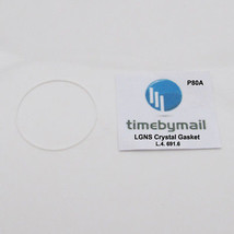 For LONGINES L4.691.6 La Grande Watch CRYSTAL Gasket O Ring Seals New Pa... - $20.98