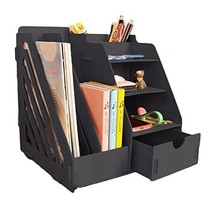 MineDecor Wood Desk Organizer Drawer Trays Office Desktop Organizers Fil... - €21,71 EUR