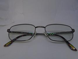 FOSSIL Mens Eyeglasses Roger 1X1 52-18-140 9-6 Gray Rx Metal Glasses Frames - ₹1,417.16 INR