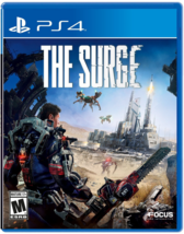 The Surge - PlayStation 4 PS4 Games Sci-Fi Hardcore RPG Action Role Play... - $31.62