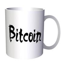 Bitcoin Funny Novelty 11oz Mug d411 - $10.83