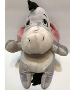 "Disney Baby Eeyore Plush Toy Soft Stuffed Animal Doll Kid Gift GUC 11"" GUC - $20.52"