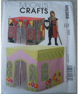 McCall's Crafts Children's Playhouse Uncut #M6369 - $7.99