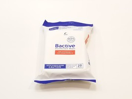 Bactive Disinfectant Cleaning Wipes - Travel Size - 20 ct