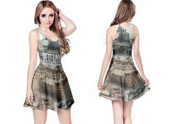 Military Tank Satanic Reversible For Women - $22.99+