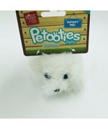 "Russ Petooties Pets Bichon Frise Puppy Friends 5"" Beanbag Plush Adopt Me... - $14.99"