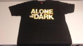 Alone in the Dark Game T-shirt Atari Large New Black - $10.40