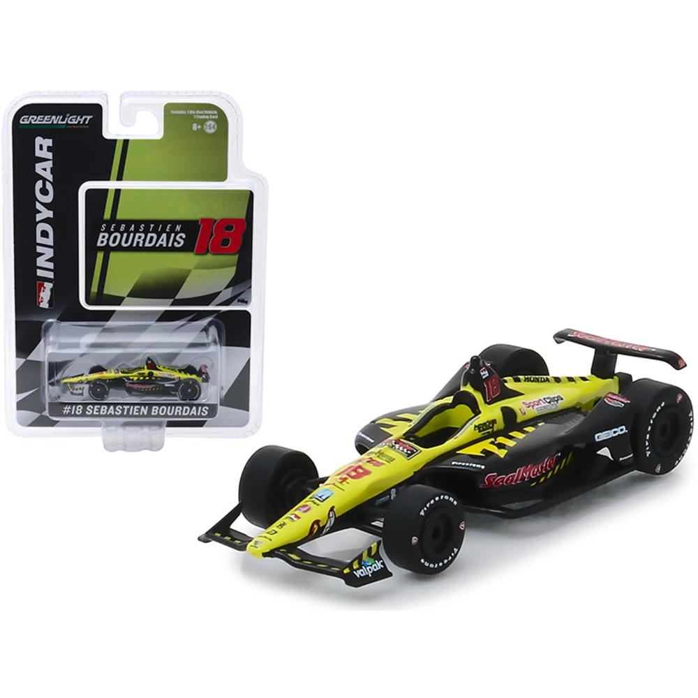 Honda Dallara Indy Car #18 Sebastien Bourdais SealMaster Dale Coyne Racing with