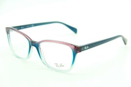 BRAND NEW RAY-BAN RB 5362 5834 BLUE PURPLE AUTHENTIC EYEGLASSES FRAME RX... - $88.83