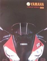 1999 Yamaha Intermot Brochure, German Text YZF TXR TZR XV XJR FZS GTSD, ... - $15.09