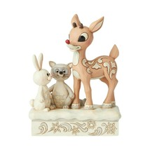 Rudolph Traditions Woodland Rudolph with Friends Figurine by Jim Shore 6004147 - $34.60
