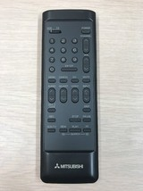 MITSUBISHI 939P347A10 TV VCR Remote Control-Tested And Cleaned              (P1)