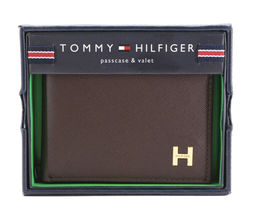 Tommy Hilfiger Men's Leather Credit Card Id Passcase Wallet Billfold 31TL22X019 image 11