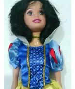 2006 Mattel Disney Snow White Princess Doll - $19.99