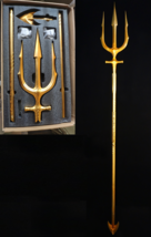 Justice League (2017) - Aquaman's Trident 1:1 Scale Life-Size Replica Mo... - $399.99