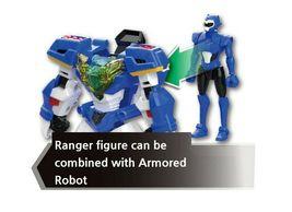 Miniforce Tyra Volt Transformation Action Figure Super Dinosaur Power Part 2 Toy image 4