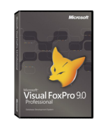 Visual FoxPro Professional 9.0 + Upgrades - Full Version Lifetime - $29.99
