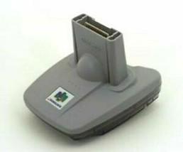 Original N64 Nintendo 64 Gameboy Transfer Pak Pack (dd) (e323) - $19.80