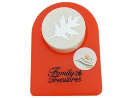Family Treasures Oak Leaf Punch