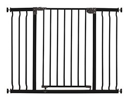 Dreambaby Liberty Auto Close Security Gate w/Smart Stay Open Feature (39-42.5 in