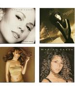 Lot of 4 CDs Mariah Carey - No Cases - $1.99