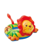Intex Big Animal Swim Ring Pool Float Lion - $9.89