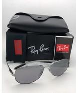 Ray-Ban Lunettes de Soleil Polarisées Tech RB 8301 004/N8 59-14 Gunmetal W/ - $300.86