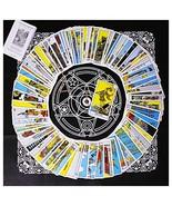Tarot Card Deck, Tarocchi Tarotology Universal Waite Tarot Divination, A... - $11.14