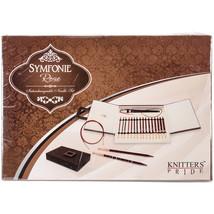 Knitter's Pride-Rose Interchangeable Deluxe Needles Set- - $100.25