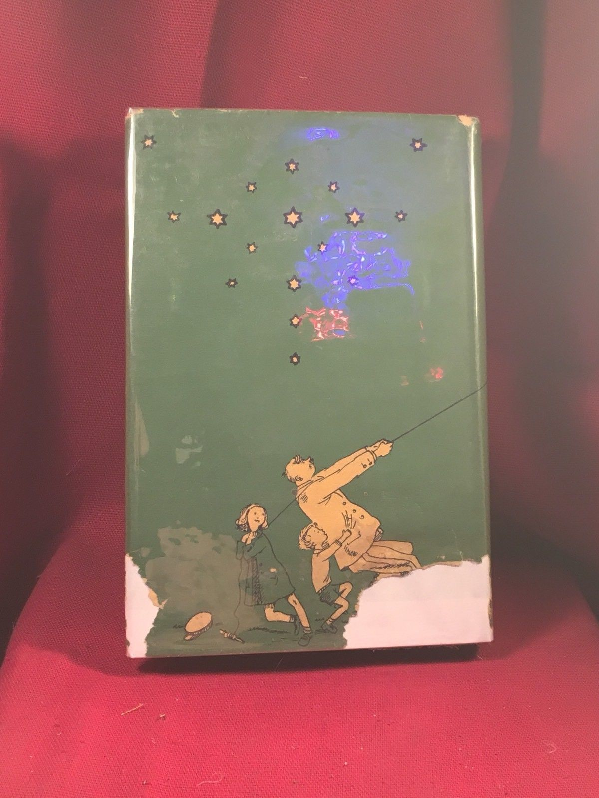 Mary Poppins Comes Back by P. L. Travers 1943 w/ DJ