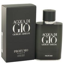 Giorgio Armani Acqua Di Gio Profumo 2.5 Oz Eau De Parfum Spray image 3